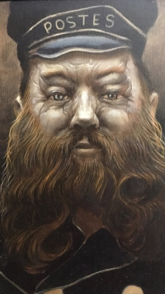 Postbode Joseph Roulin (van Gogh)